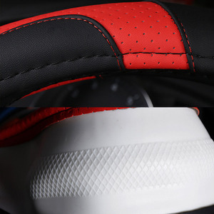 Image 2 - D Typ Auto Auto Lenkrad Abdeckung Wrap Volant Für Kia K5 Ceed GT Stonic Gehen Sportage 2021 2020 2019 2018 2017 GT Sport