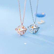 Модные подвесные ожерелья для женщин цветной камень драгоценный