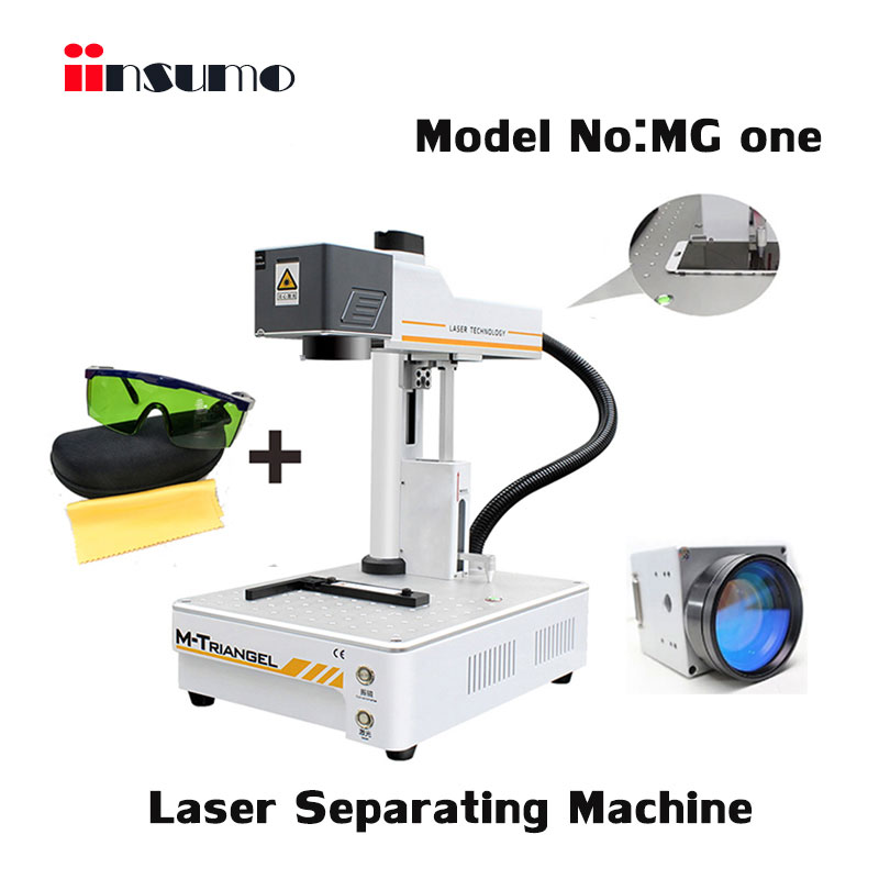 Separate IPhone 8-Plus Glass-Screen-Frame MG For X-Series One-Laser-Separating-Machine