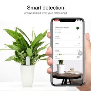 Image 5 - Newet YouPin Flower Monitor Plants Soil Water Light Smart Tester YouPin HHCC Flora Care Digital Plants Detect Sensor Garden