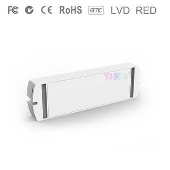Constant voltage led dimming Controller V1-L DC12V-24V 1CH*15A Push Dim dimmer for single color 5050 3528 SMD led strip light