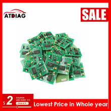 5 50pcs Free shipping for Yamaha Immo Emulator Full Chips for Yamaha Immobilizer Bikes Motorcycles Scooters from 2006 to 2009