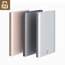 Nouveau MIIIW porte carte en acier inoxydable argent Aluminium étui pour cartes de crédit femmes hommes carte didentité boîte étui poche sac à main