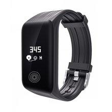 Новинка, Модные Смарт-часы с Bluetooth, водонепроницаемые Смарт-часы K1, легкие наручные часы с сердечным ритмом