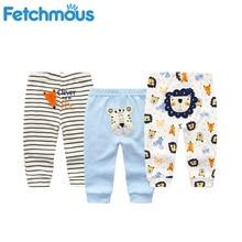 Fall Winter Newborn Infant Baby Boys Girls Thick Pants Bloomers PP long Pants Leggings