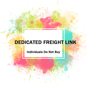 Dedicated to droshopping, Dedicated freight link, Make up the difference, Offer link,Individuals Do Not Buy image