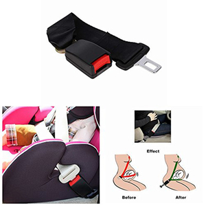 Car Accessories Universal Adjustable Car Safety Seat Belt Clip Seatbelt Extension Extender Strap Buckle For Pregnant Women TSLM2(China)