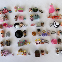 LOL doll Surprise Original four generation Accessories children's toys Dolls Action Figure Model Gir