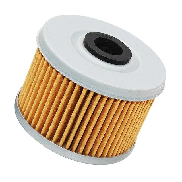1/2/4 stücke Motorrad Öl Filter für Honda CB400 VTEC CB 400 1998 CBF250 CBF 250 2004-2006 ATC250SX ATC350X 85-87 SXS500 15-16