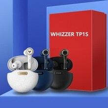 WHIZZER TP1S Atualize Cabeça telefones Fones De Ouvido Estéreo Sem Fio Bluetooth 5.0 Fones De Ouvido 3D наушники беспроводные IPX5 Touch Control