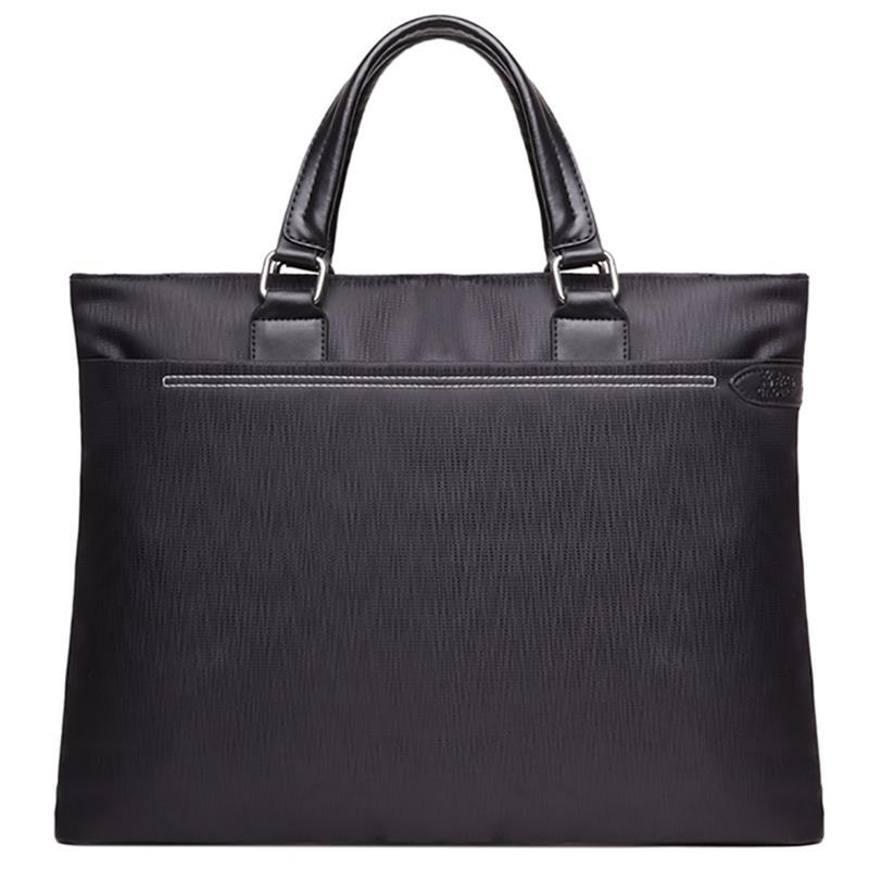 PU Leather Men'S Briefcase Vintage Business Computer Bag Fashion Messenger Bags Man Shoulder Bag Postman Male Handbags