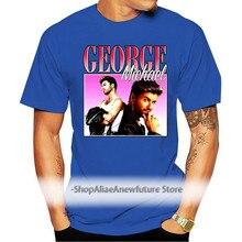 Men T shirt VINTAGE GEORGE MICHAEL TSHIRT Women tshirt