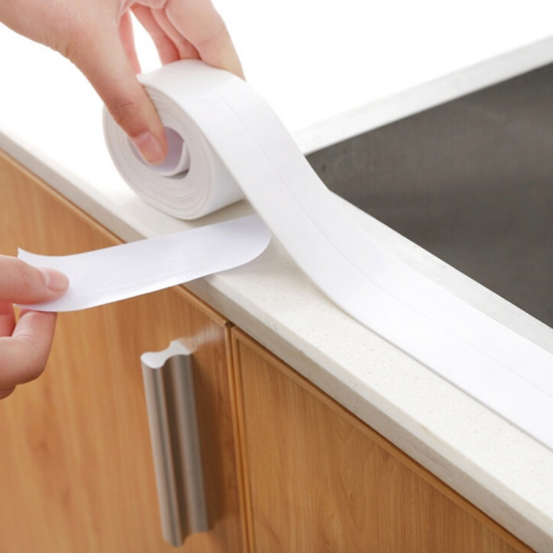 Household Waterproof Tape Kitchen And Toilet High Quality Waterproof Tape Corner Line Seams Moisture Proof Supplies
