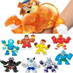 Goo Hero Jit Zu красочные милые сжимаемые игрушки галактика Единорог сжимаемая кукла медленно поднимающаяся игрушка для снятия стресса для малыш...