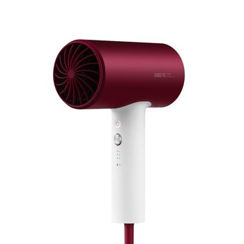 Anion Hair Dryer Aluminum Alloy Body Air Outlet Anti-Hot Innovative Diversion Design Dryer Home Travel Hair Styling Tool