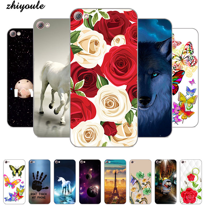 Flower Plants <font><b>Phone</b></font> Cover <font><b>For</b></font> <font><b>Lenovo</b></font> S90 S90-t S90T s90-u S90u <font><b>S90A</b></font> S90-A Silicone Soft TPU <font><b>Case</b></font> Colorful Printing Animals image