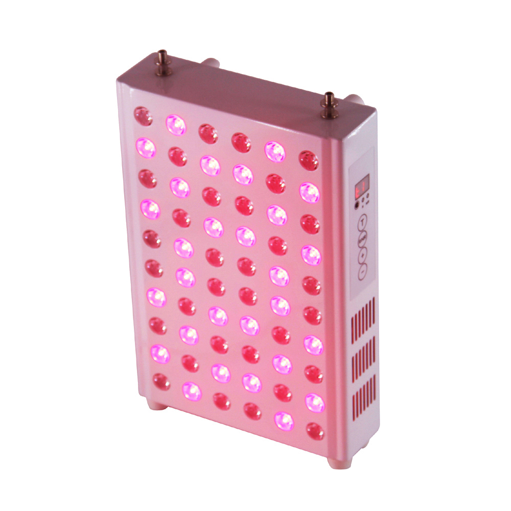 Led Red Light Therapy Machine TL100 850nm And 660nm With Timer For Facial Acne Treatment Skin Tightening