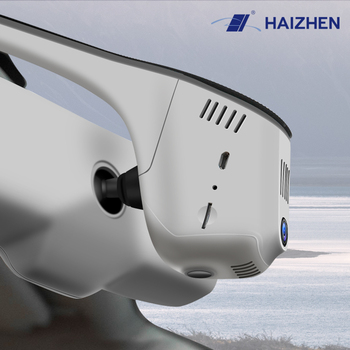 Original HAIZHEN Dash Cam FHD hidden car camera DVR car WiFi APP Control 6 Lens Night Vision Dashcam for Audi driving recorder haizhen dash cam 1080p hd super night vision hidden car camera dvr car for bmw 5 7 series wifi app control driving recorder