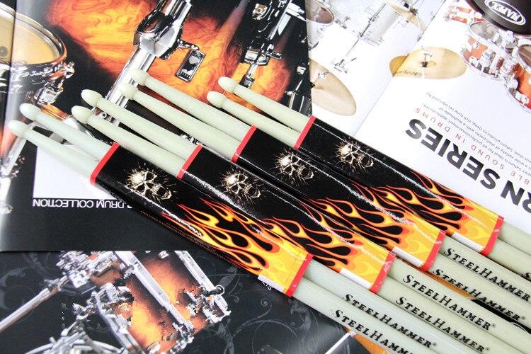 Batterie fluorescente lumineuse 5A Kit de tambour coloré en Nylon de haute qualité exportation vidéo enregistrement évaluation accessoires pièces - 2