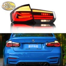 Auto Styling Tatilights für BMW F35 F30 318i 2013 2017 LED Rücklicht LED Hinten Nebel Lampe DRL + bremse + Reverse + Blinker Lampe
