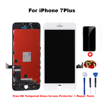 LCD Display For iPhones 7 7Plus  Touch Screen Replacement For iPhones 6 6S 7 8 series No Dead Pixel LCD Display Grade AAA+++ factory quality ips lcd display 7 85 for supra m847g internal lcd screen monitor panel 1024x768 replacement