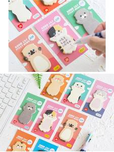 Planner Stickers Marker Memo-Post-Pad It-Note Office-Accessories School-Supplies Cute Stationery