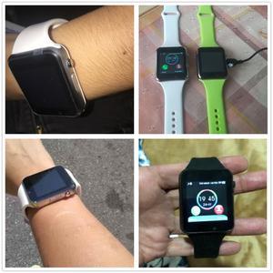 Image 5 - A1 наручные часы Bluetooth умные часы спортивные Шагомер с сим камерой умные часы для Android смартфонов мужские и женские умные часы