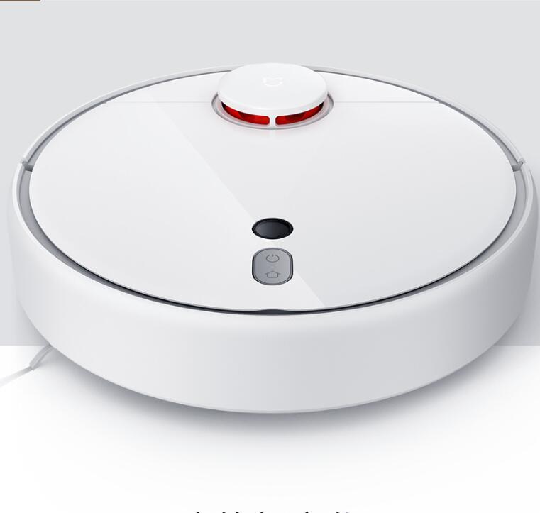Original Xiao mi mi 1S para Casa Automático Varrendo Robô Aspirador de pó Carga Inteligente Planejado WIFI APP Controle Remoto aspirador de pó - 2