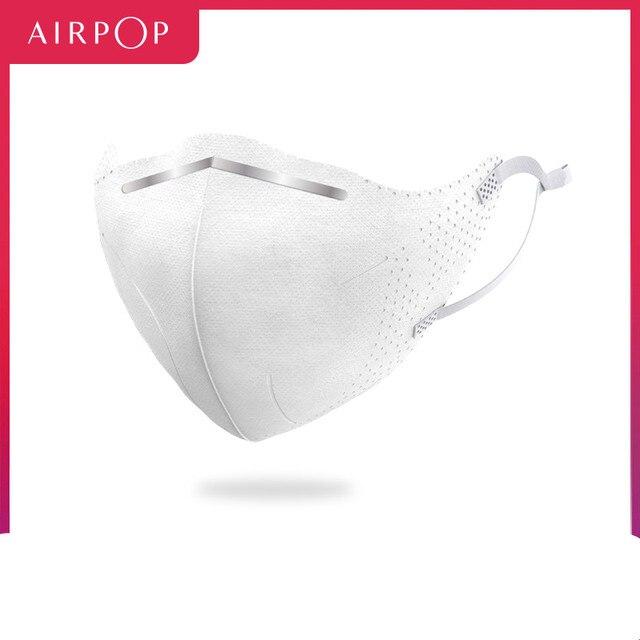 Xiaomi airpop Youpin KN95 Protective Face Mask 99% PM2.5 Anti-haze Comfortable Breatheable Mask Antivirus Flu Anti Infection CE 4
