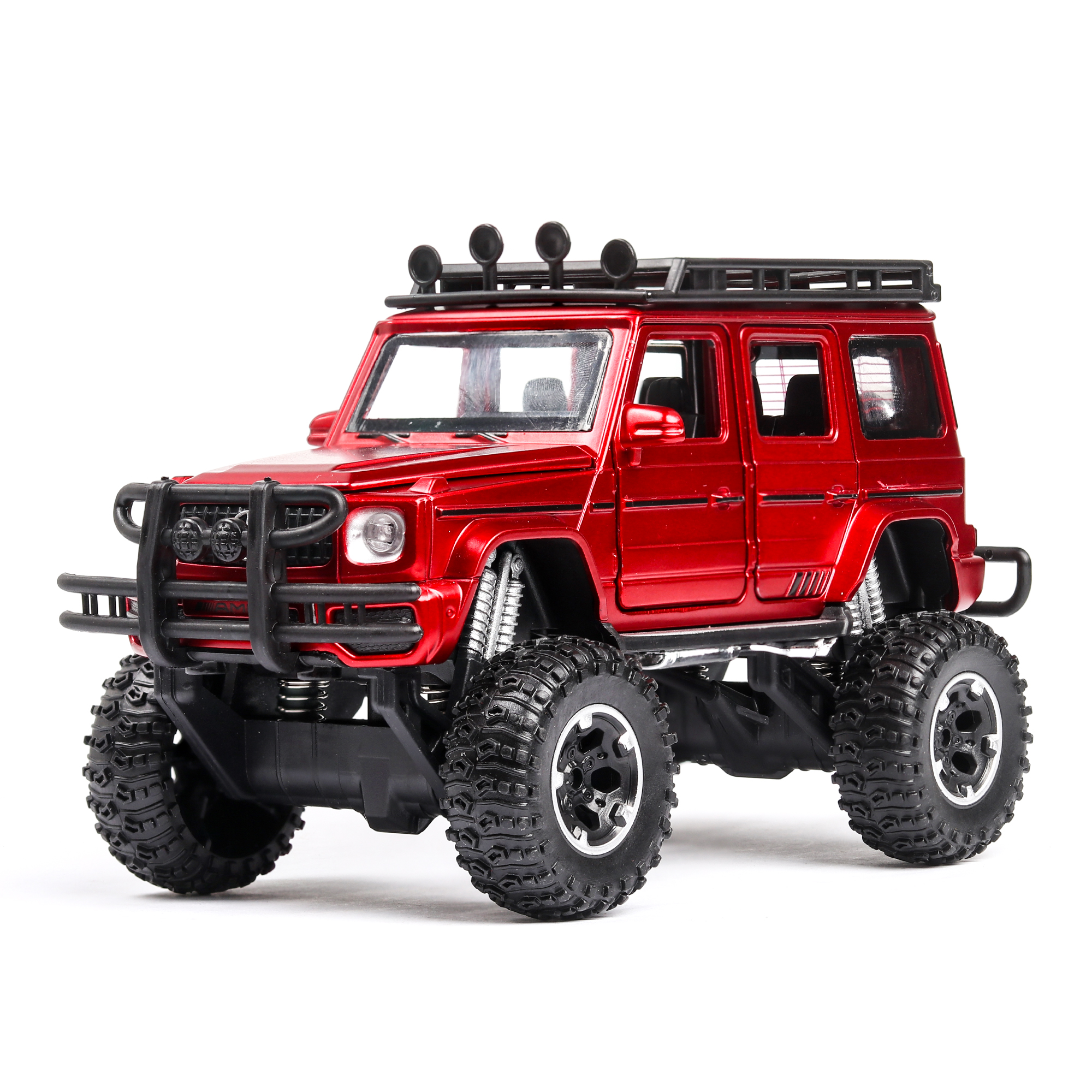 1:32 Diecast Metal Mercedes G63 Off Road SUV Car Model Vehicles G 63 6X6 Wheels Baby Kids Toys Vw Model Thomas And Friends Blaze