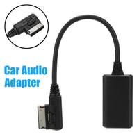 new arrival New Arrival 1pc Black Plastic Car bluetooth Adapter MMI AMI Cable For Mercedes CL B E SL ML GL R Class (3)