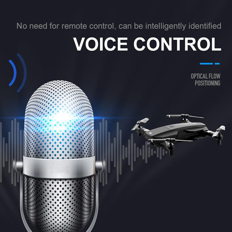 F62 Drone Voice Command