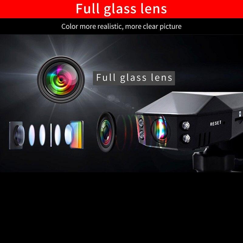 VEHEMO wideorejestrator samochodowy Camesh Cam 2 Cal 1080P pełna kamera hd na deskę rozdzielczą 170 ° Dashcam rejestratory samochody Night Vision g-sensor wideorejestrator samochodowy