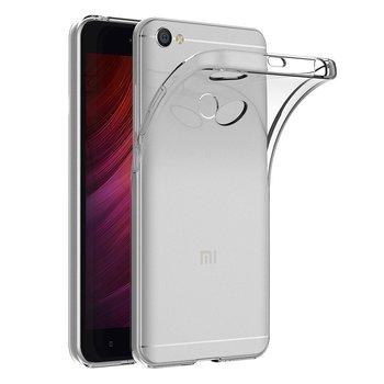 Nowy nabytek miękki przezroczysty futerał na telefon dla Xiaomi Redmi Y1 Y1 Lite RedmiY1 Y1Lite RedmiY1Lite przezroczysty TPU silikonowy tylna okładka żel tanie i dobre opinie GOINSIE CN (pochodzenie) Pół-owinięte Przypadku Transparent Clear Soft Redmi Uwaga 5A Redmi 5A Zwykły for Xiaomi Redmi Y1 Y1 Lite