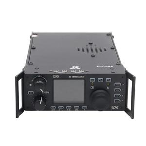 Image 2 - TZT Shortwave Radio Transceiver HF 20W SSB/CW/AM 0.5 30MHz w/ Built in Antenna Tuner XIEGU G90