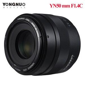 Image 4 - Yongnuo YN35mm F2.0 עדשה עבור Canon 600d 60d 5DII 5D 500D 400D 650D 600D 450D YN50mm f1.8 עדשה עבור Canon EOS 60D 70D 5D2 5D3 600D
