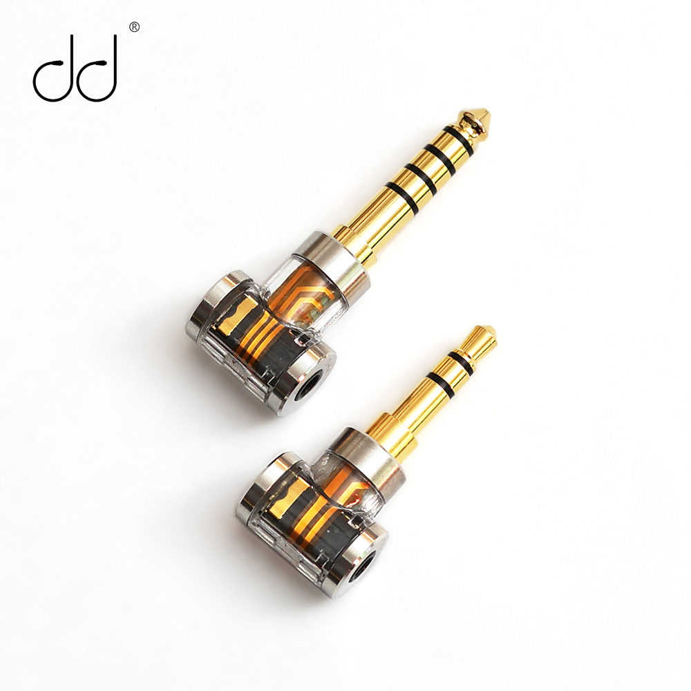 DD DJ35A DJ44A, 2.5 4.4 Balanced Adapter. Apply To 2.5mm Balance Earphone Cable, From Brands Such As Astell&Kern, FiiO, Etc.