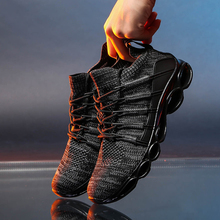 цены 2020 New Trend Blade Running Mens Shoes Men Casual Male Sneakers Women Zapatos De Mujer Hombre Zapatillas Sneaker Size39-44