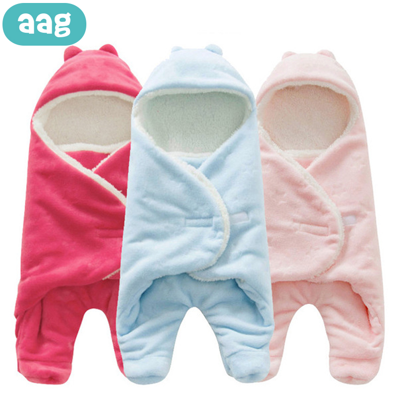 AAG Baby Sleeping Bag Sack Diaper Cocoon For Newborns Stroller Envelope For Discharge Swaddle Maternity Hospital Discharge Kit