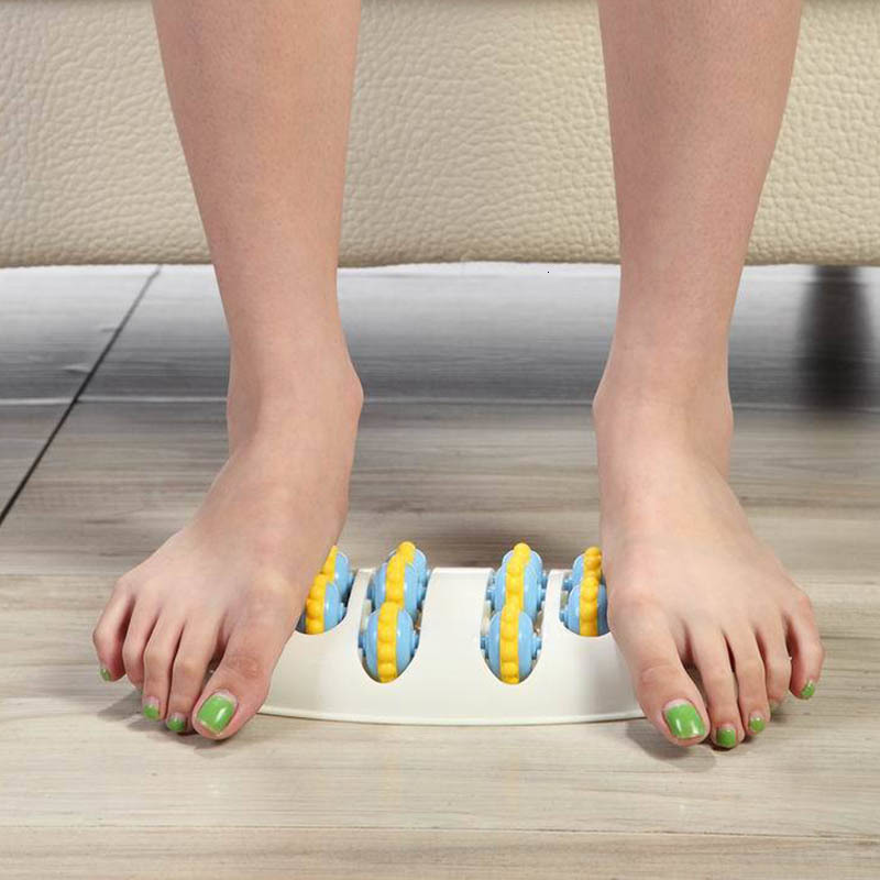 Home Resin Foot Massage Roll Relieve Plantar Fasciitis Heel Heel Massage Reflexology Relax Tool Of New Relief