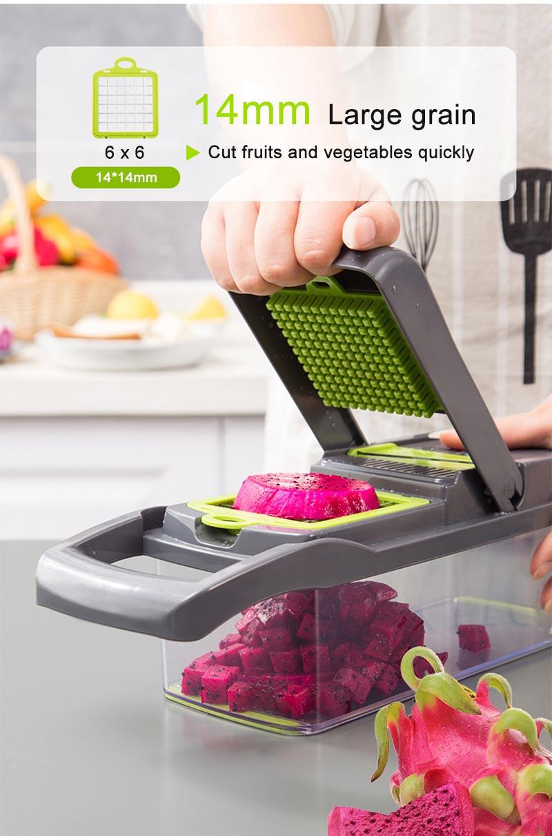 Multifunction Vegetable Cutter-aolanscctv