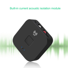NFC Bluetooth 5.0 Receiver 3.5mm APTX LL AUX RCA Jack Wireless Adapter Auto On/OFF Car Audio Receiver Bluetooth Music Receiver