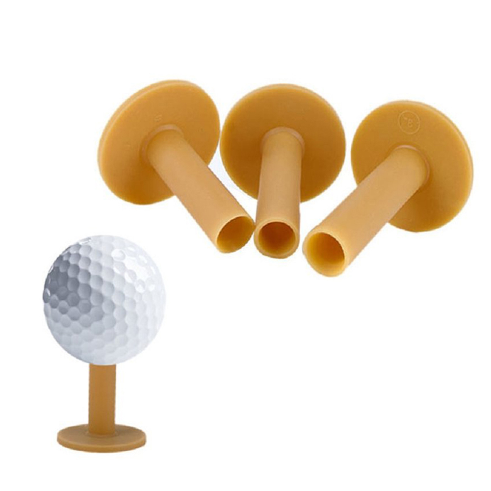 Golf Tees Driving Golf-Accessories Rubber Training Home 83mm Ranges 54mm 70mm 42mm 1pcs title=
