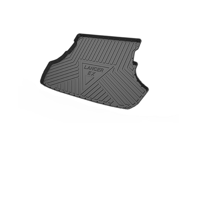 uxcell/® Rear Trunk Tray Boot Liner Cargo Floor Mat Cover for Mitsubishi Outlander 2013-2016
