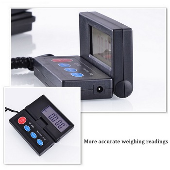 цена на Mini Portable 50kg Parcel Letter Scale Postage Weighing Electronic Postal Scale Digital Weight Kitchen Scales