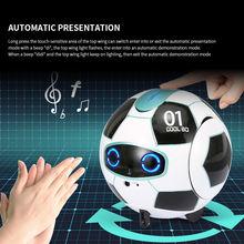 Интеллектуальная радиоуправляемая игрушка робот детский Радиоуправляемый
