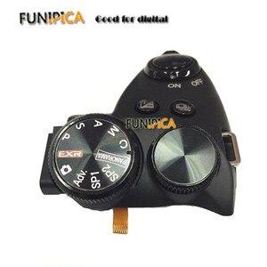 Image 3 - מקורי HS20 פתוח יחידה עבור fuji HS20 למעלה עבור fujifilm hs20 למעלה כיסוי מצלמה תיקון חלק משלוח חינם
