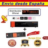 GTMedia V8 NOVA odbiornik satelitarny wbudowany WiFi z 1 rokiem hiszpania europa ccam Cline Full HD DVB S2/S Freesat V9 Super Receptor w Satelitarny odbiornik TV od Elektronika użytkowa na
