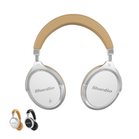 Active Noise Cancelling Bluetooth 4.2 Headphones Wireless Headset with Mic 57mm Diver Bass Earphones For phones Computer