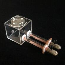 Ant Farm Nest Test-Tube Small Breeding 15MM Send Community Double-Hole Simple